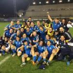 Sei Nazioni Femminile 2015: terza vittoria per l'Italia