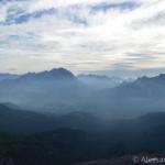 Alta Via 1, quarta tappa: dal Rifugio Nuvolau al Rifugio Città di Fiume
