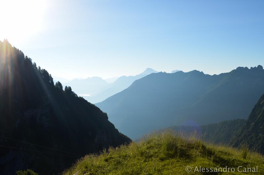 Alta Via 1, ottava tappa: dal Rifugio Pian de Fonata a Col dei Pinei