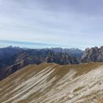 Monte Serva in autunno