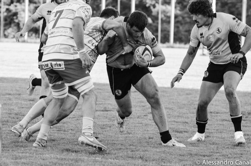 Campionato d'Eccellenza: foto da San Donà-Viadana