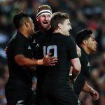 Tets match: la vendetta degli All Blacks