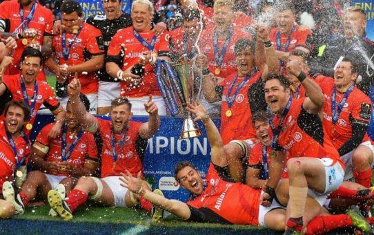 European Champions Cup: il trionfo dei Saracens