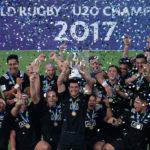 World Rugby Under 20 Championship: gli All Blacks surclassano l'Inghilterra