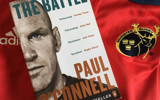 The Battle - Paul O'Connell
