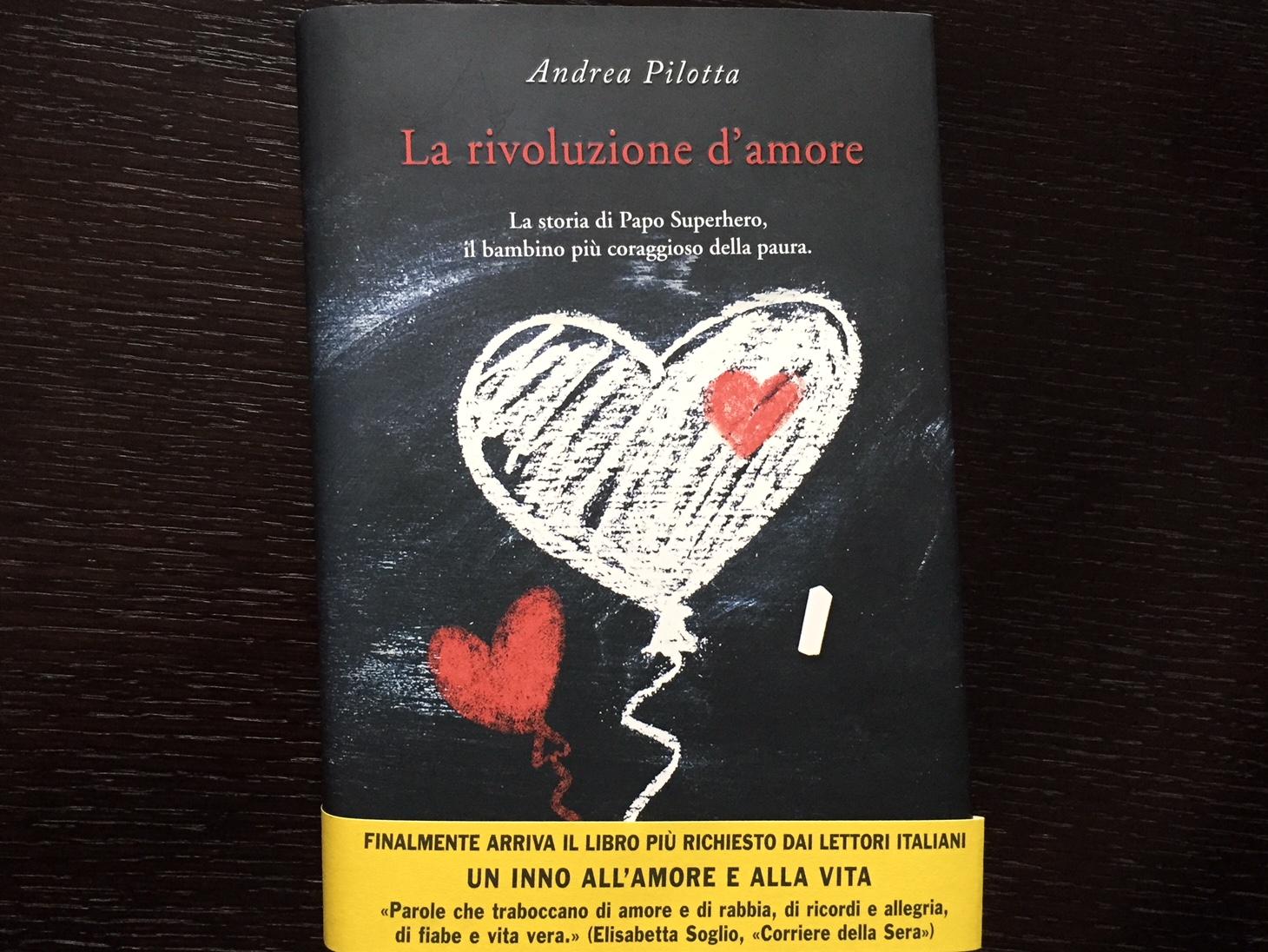 la rivoluzione d'amore-andrea pilotti