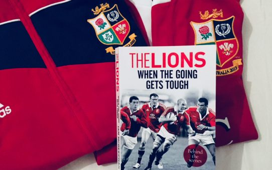 The Lions when the going gets tough - Ian McGeechan