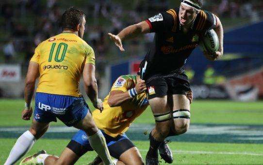 Il quinto turno di Super Rugby 2018