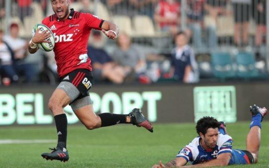 Super Rugby 2018: Crusaders inarrestabili