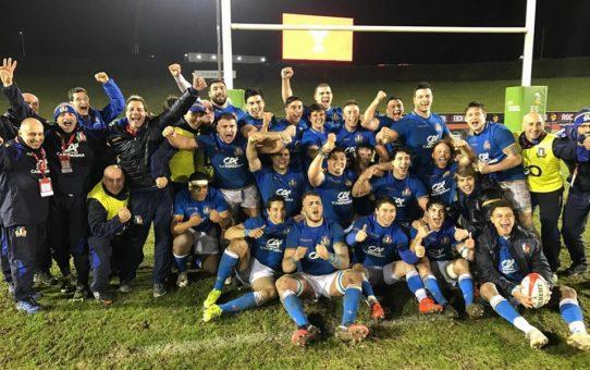 Sei Nazioni 2018: finalmente una vittoria per l'Italia Under 20