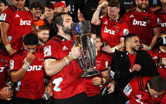 I Crusaders sono campioni del Super Rugby 2018