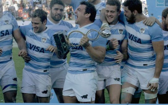 Rugby Championship 2018: finalmente Pumas