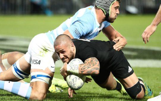 Rugby Championship 2018: All Blacks troppo forti per i Pumas