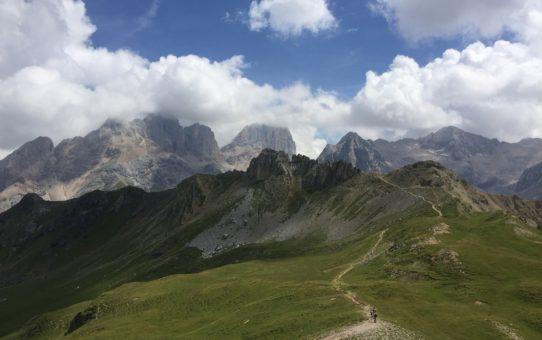 La magia del sentiero attrezzato Lino Pederiva