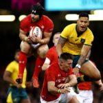 Test match 2018: il Galles batte di misura l'Australia