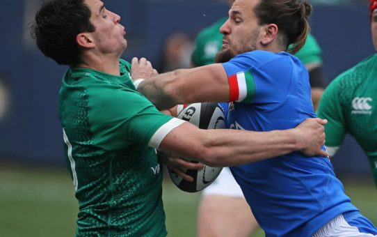 Test match 2018: l'Irlanda affonda l'Italia