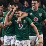 Test match 2018: l'Irlanda batte i Pumas