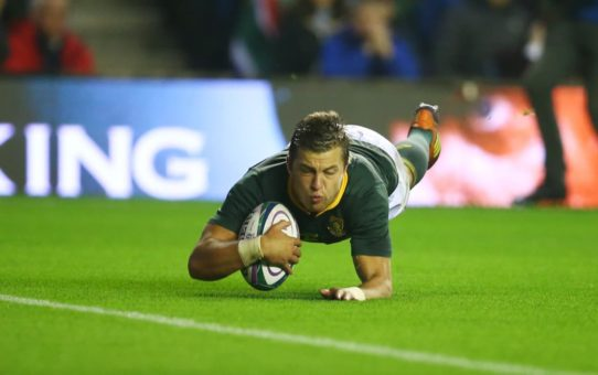 Test match 2018: gli Springboks espugnano Murrayfield